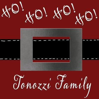Personalized Christmas Sign V20 V1