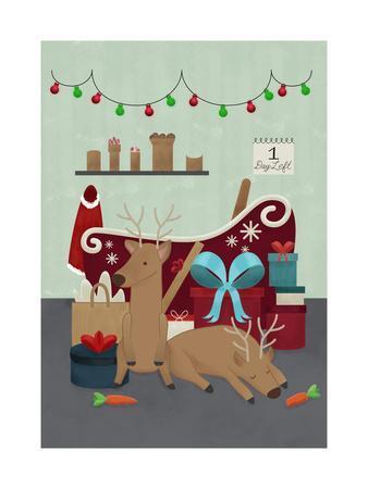 Santa's Garage
