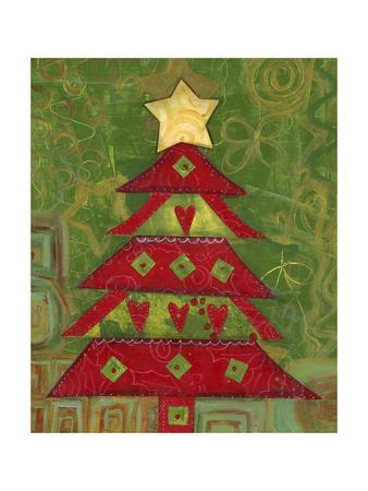 117-Love Christmas Tree