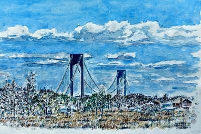 Verrazano Bridge, Staten Island