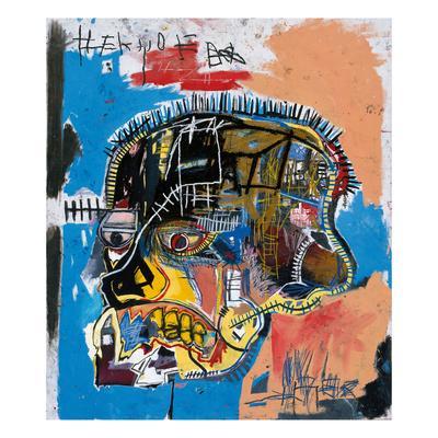 Untitled, 1981 (Basquiat Skull)