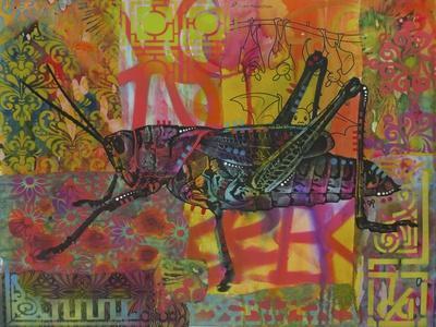 Grasshopper, Grasshoppers, Insects, Jumper, Bugs, Stencils, Pop Art