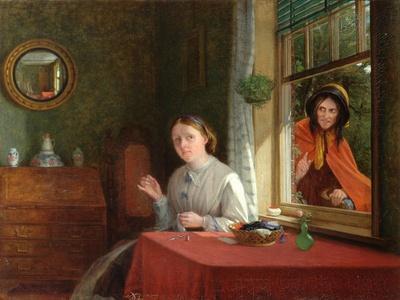 The Gypsy, 1865