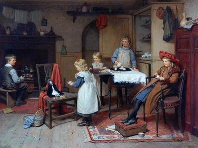 Afternoon Tea, 1895