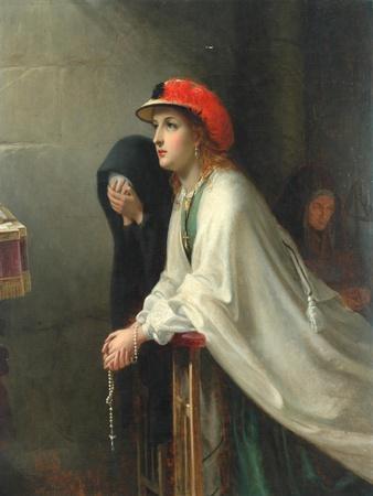 Prayer, 1862