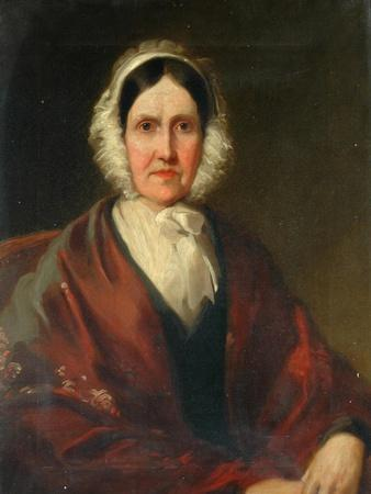 Mrs Smith, Mother-in-Law of Joseph Crossley of Halifax