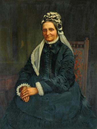 Mrs Murgatroyd
