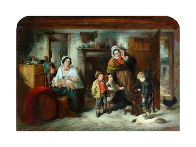 The Mitherless Bairn, 1851-93
