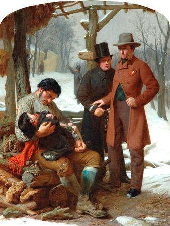 Silent Pleading, 1858