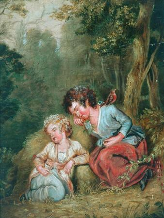 Babes In The Wood, 1847