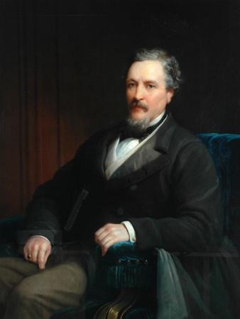 Colonel Edward Akroyd, 1868