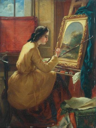 Full Of Promise, 1859