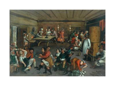 A Dutch Merrymaking, 1622