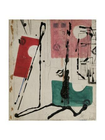 The Artist, 1958
