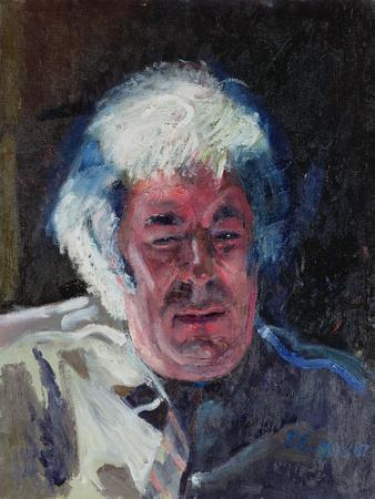 Portrait of Seamus Heaney, 1987