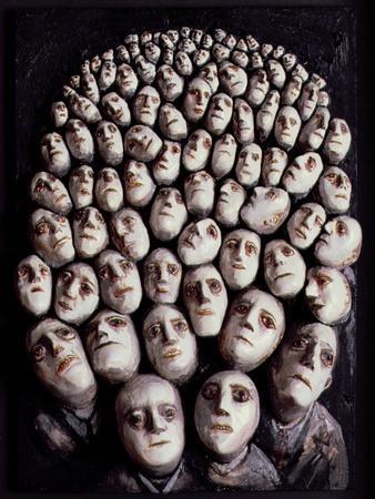 People Waiting, 1986