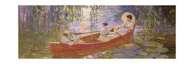 Boating on the Marsh