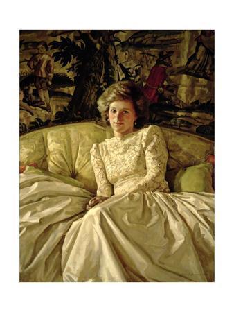 HRH Princess of Wales, 1986