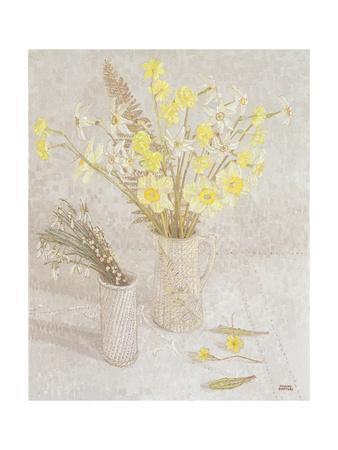 Welsh Spring Flowers, 2004