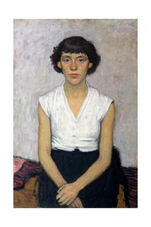 Portrait of a Girl, 1950