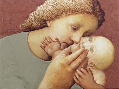 Mother and Baby II, 1998