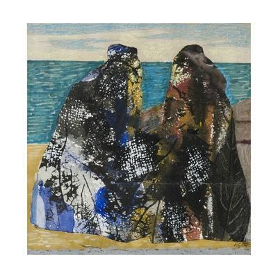 Two Old Men in the Sea