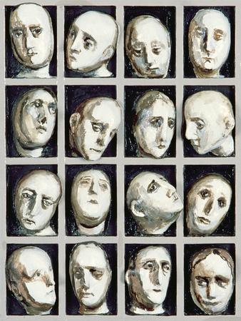Study for Endless People, 1979