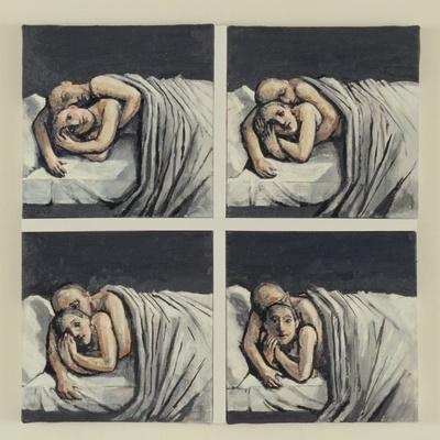 Couple in Bed, 2002