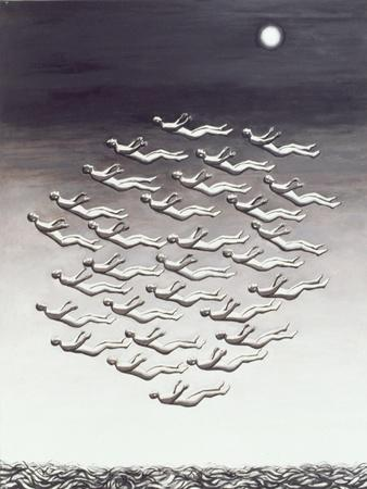 Over the Sea 1, 1993