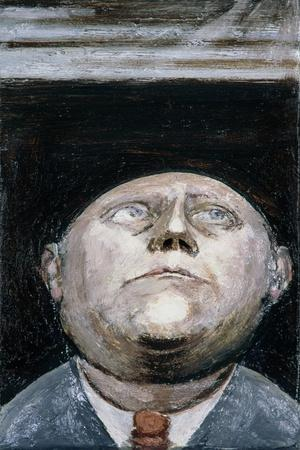 Man Looking Up, 1978