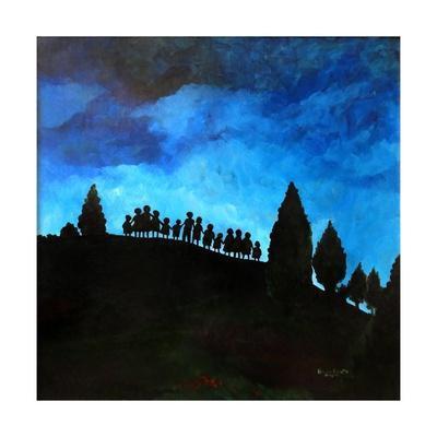 A New Dawn Rising, 2008,