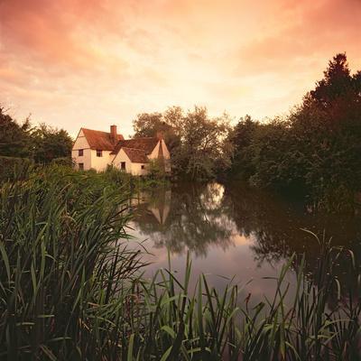 Willie Lott's Cottage, Flatford
