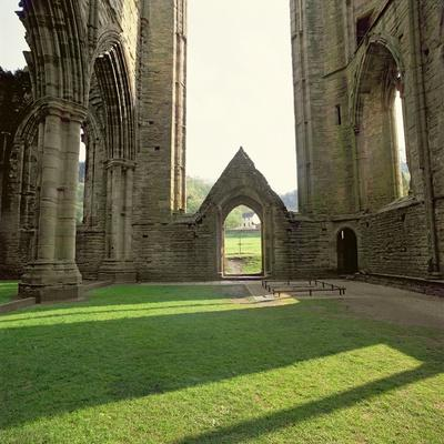 Tintern Abbey, founded in 1131