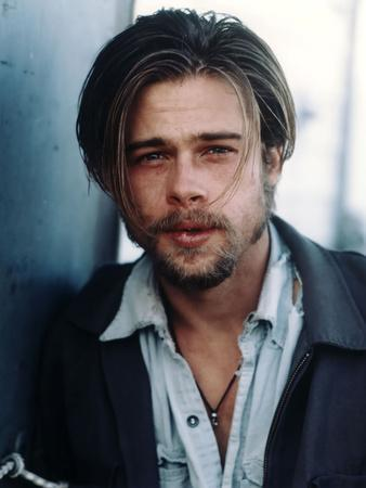 "BRAD PITT. ""Kalifornia"" [1993], directed by DOMINIC SENA."