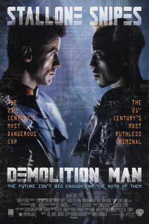 Demolition Man [1993], directed by MARCO BRAMBILLA.