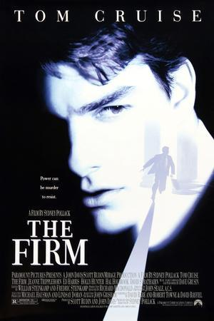 THE FIRM [1993], directed by SYDNEY POLLACK.