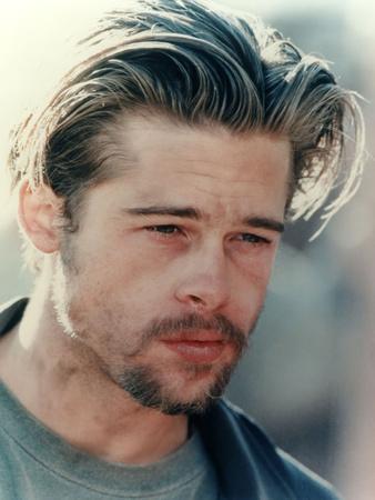 "BRAD PITT. ""Kalifornia"" [1993], directed by DOMINIC SENA."
