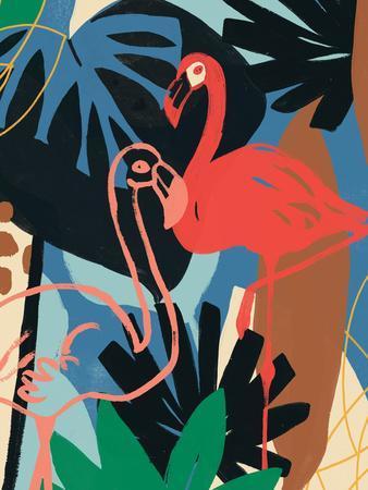 Funky Flamingo II