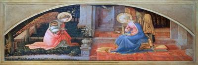 'The Annunciation', c1450-1453. Artist: Filippino Lippi