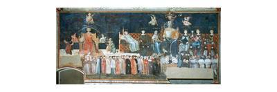 'Allegory of the Good Government', 1338-1340. Artist: Ambrogio Lorenzetti