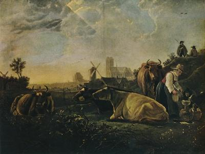 'The Large Dort', c1650
