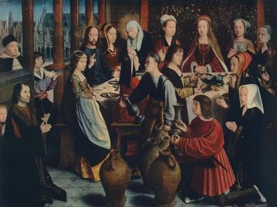 'The Marriage at Cana', c1500