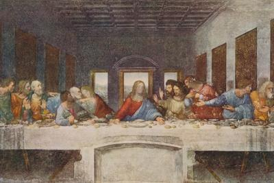 'The Last Supper', 1494-1498