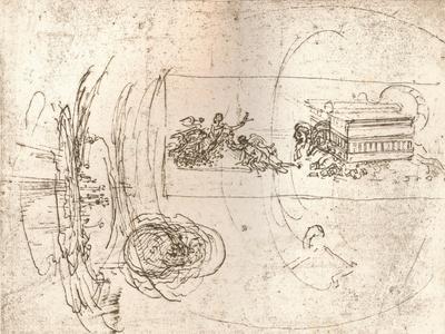 Studies for allegorical compositions, c1472-c1519 (1883)