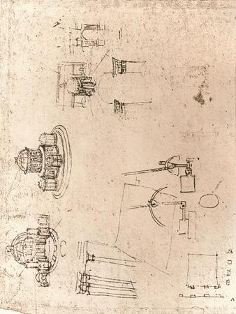 Drawing of ecclesiastical architecture, c1472-c1519 (1883)