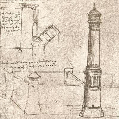 Architecture for castles, c1472-c1519 (1883)