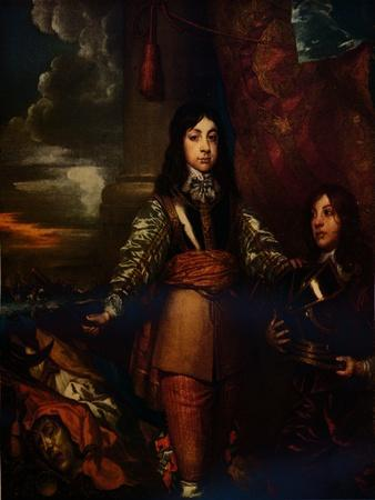 Charles, Prince of Wales, Age 12, c1642, (1936)