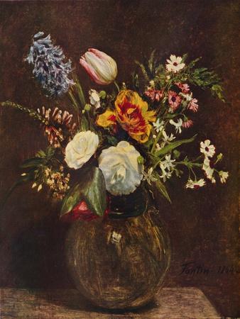 'Flowers', c19th century