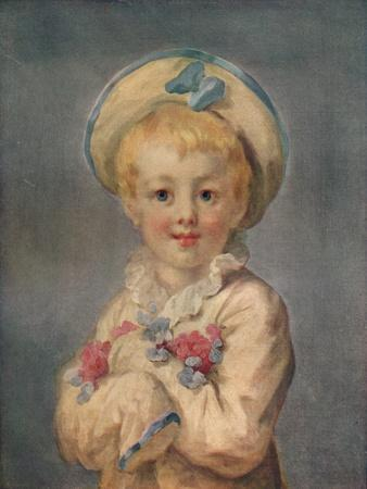 A Boy as Pierrot, c1780. (1911)