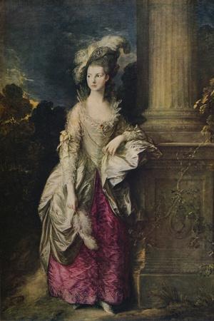 'The Honourable Mrs Graham', 1775-1777